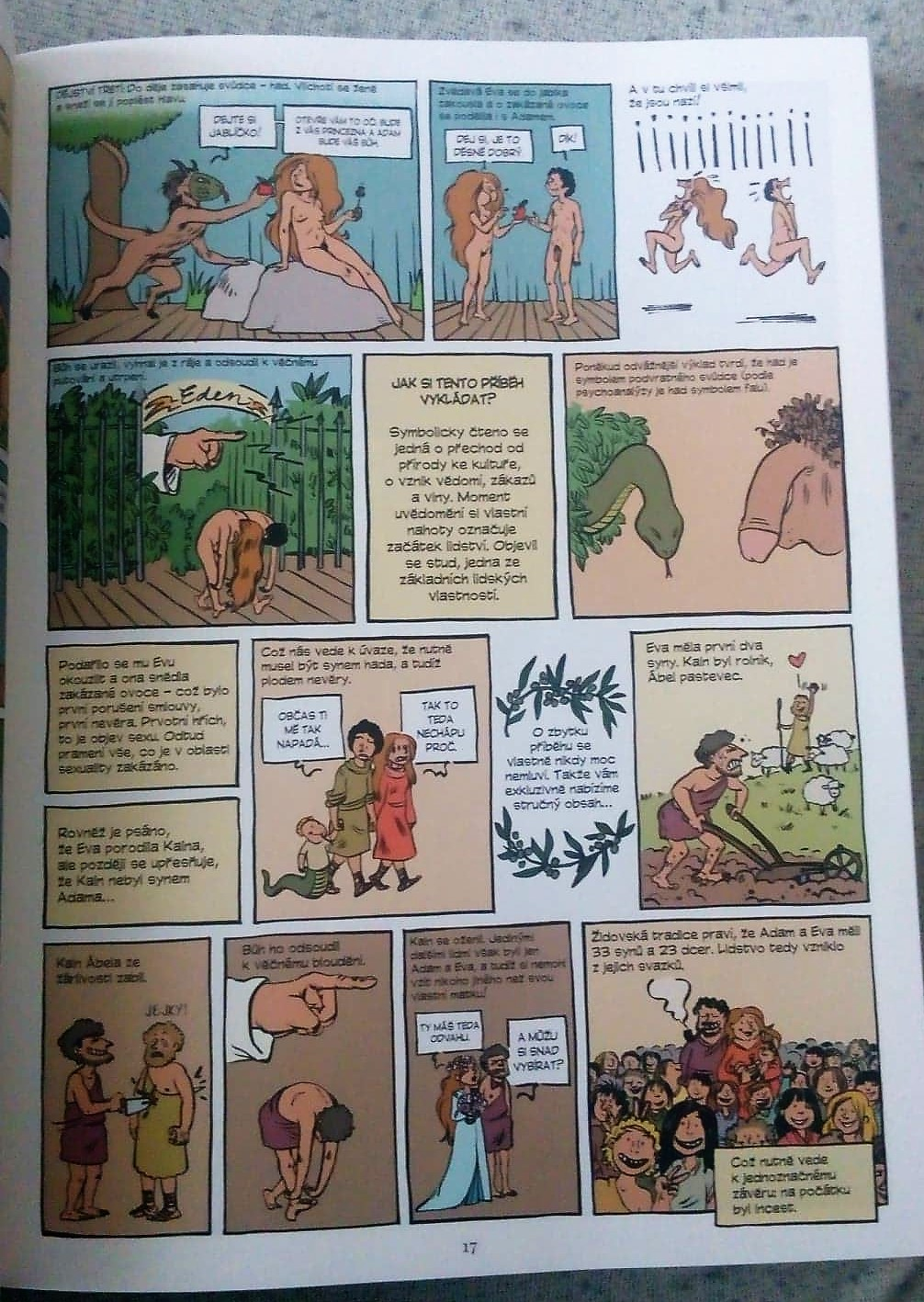 anální sex komiks